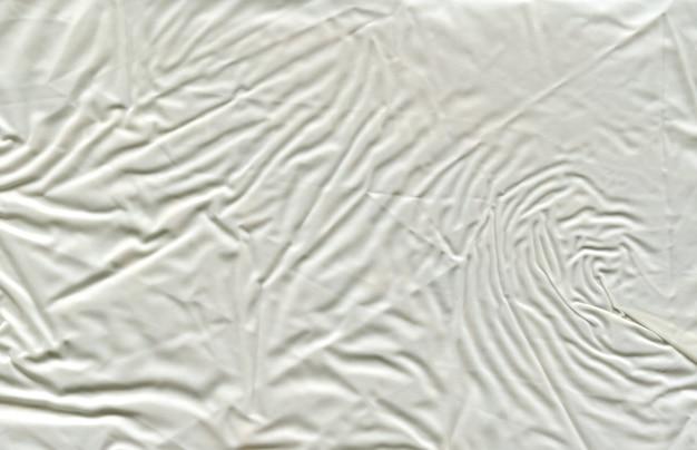 Tekstura biały matowy polietylen