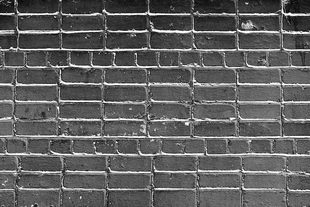 Tekstura, cegła, ściana, może służyć jako tło. tekstura cegły z rysami i pęknięciami
