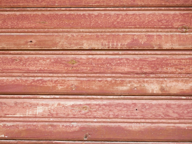 Tekstura czerwonego starego drewna