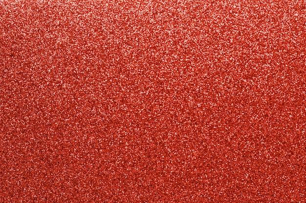 Tekstura czerwony brokat