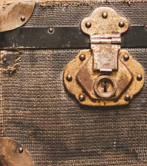 Tekstura drewnianego pudełka