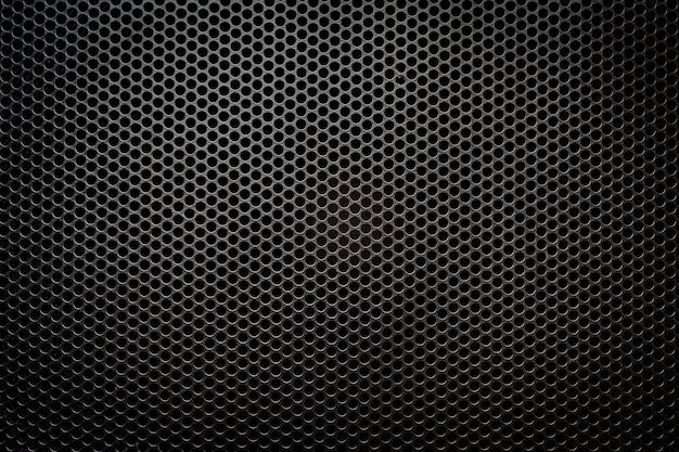Tekstura grilla głośnika