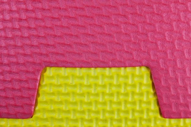 Tekstura kolorowa pianka.