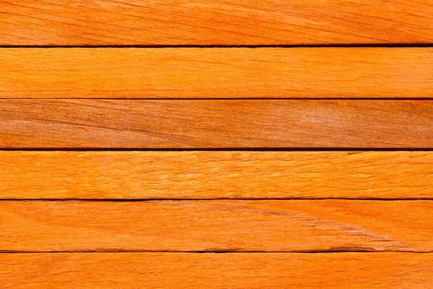 Tekstura koloru pomarańczowego drewna tło