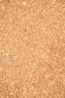 Tekstura korka, borad korka lub tablica ogłoszeń tło