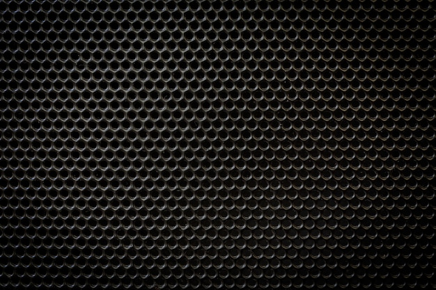 Tekstura kratki głośnika