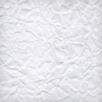 Tekstura lub tło pomarszczonego papieru