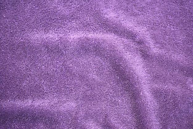 Tekstura materiału miękkiego futra