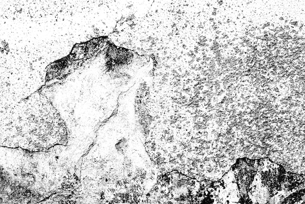 Tekstura metalowej ściany z pęknięciami i zadrapaniami, które można wykorzystać jako tło