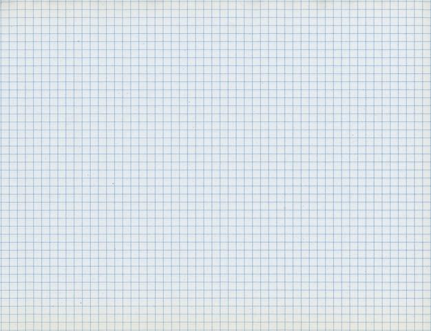Tekstura papieru milimetrowego