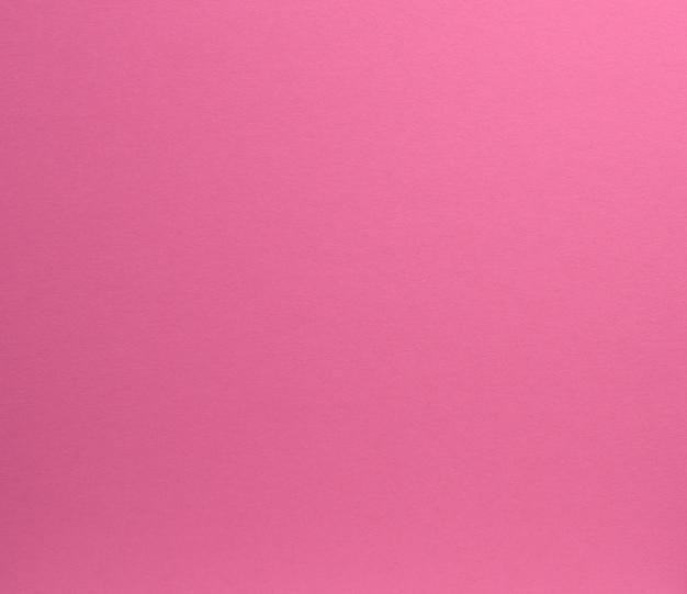Tekstura papieru różowego, karton dla projektanta, pełna klatka