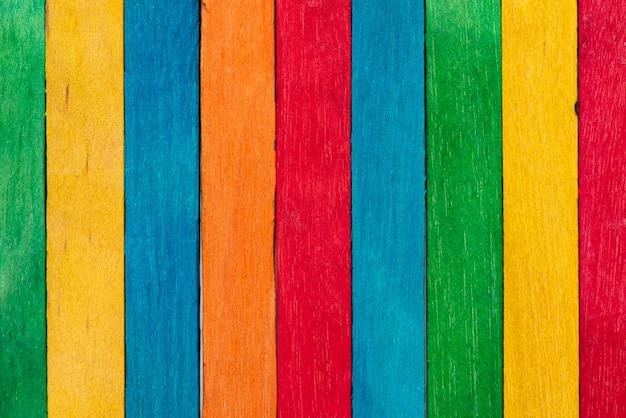 Tekstura pełny kolor drewna tło