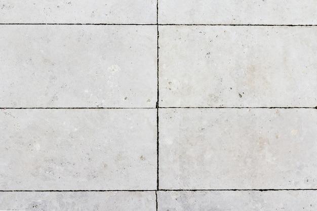 Tekstura płytki betonowe. tło chodnik miasta.