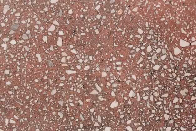 Tekstura podłogi z kamyczkami