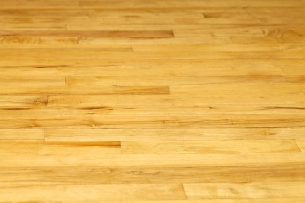 Tekstura podłogi z twardego drewna klonowego boiska do koszykówki