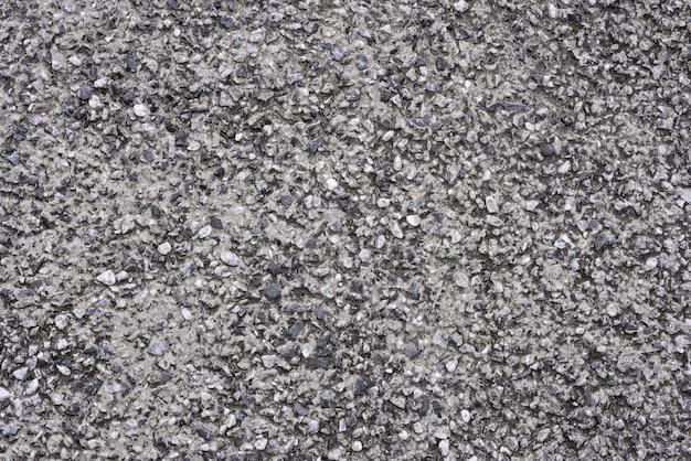 Tekstura ściana małego kamienia z cementem