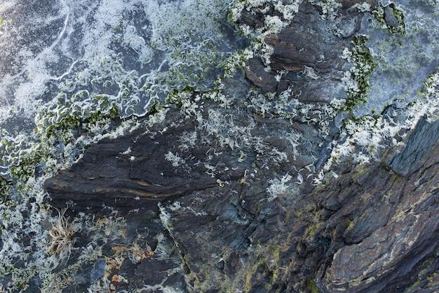 Tekstura skały