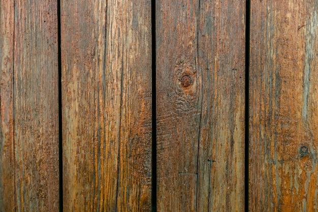 Tekstura stare drewniane deski zakrywał tło
