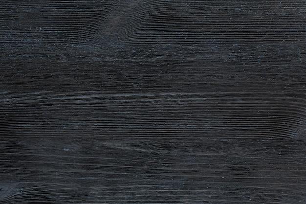 Tekstura starego drewna, stary zużyty blat, masywna drewniana powierzchnia, ciemnoniebieski lakierowany blat