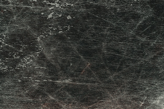 Tekstura starej malowanej tkaniny. brudna pomarszczona tkanina. abstrakcyjne tło