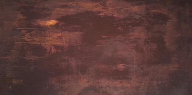 Tekstura starej zardzewiałej blachy