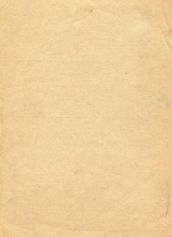Tekstura stary żółty papierowy tło