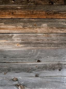 Tekstura starych drewnianych desek. drewniane tła