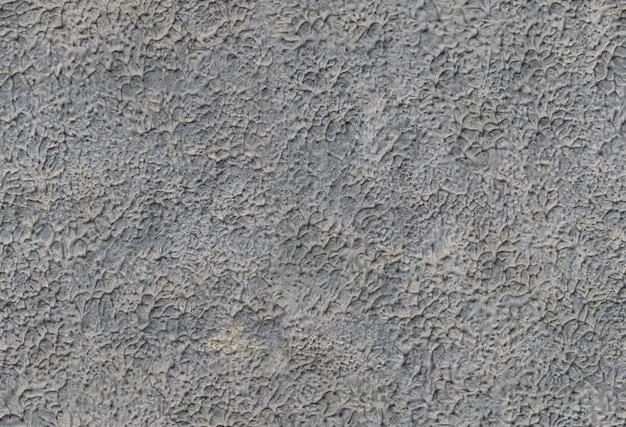 Tekstura szarego betonu