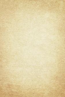 Tekstura tekstury grunge tło beżowy papier do projektowania