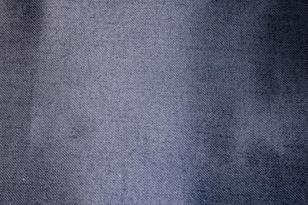 Tekstura tkanina. szczegół płótno materiału tekstylnego