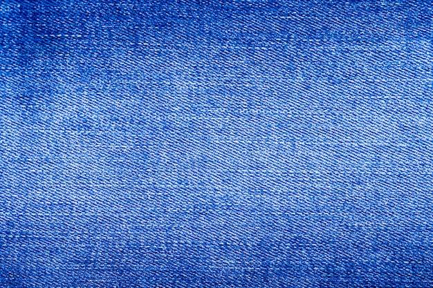 Tekstura tkaniny denim