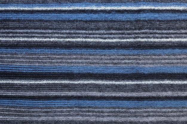 Tekstura tkaniny leżącej na płasko