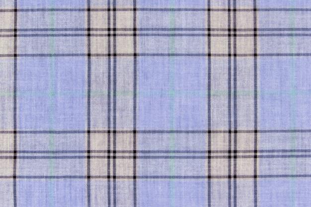 Tekstura tkaniny w kolorze bawełny. fabryka abstrakcji tła