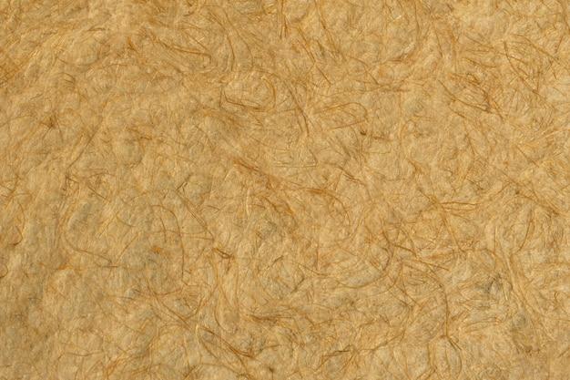 Tekstura tkaniny wykonana z włókna cisalowego.
