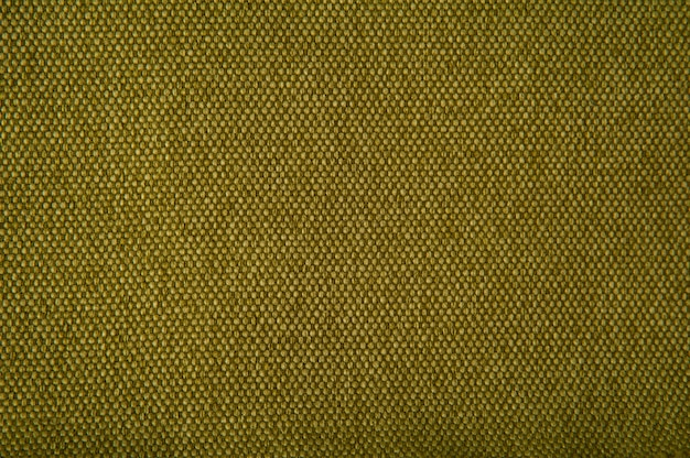 Tekstura tkaniny zielony gobelin