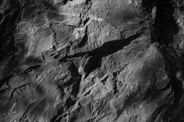 Tekstura tła skały, kamienna ściana