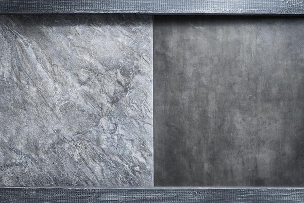 Tekstura tła szyldu i kamienia