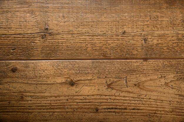 Tekstura tła z dwóch naturalnych brązowych drewna