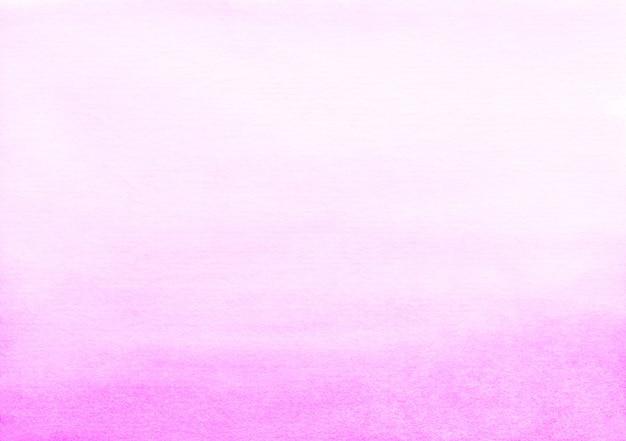 Tekstura tło akwarela jasnoróżowy ombre