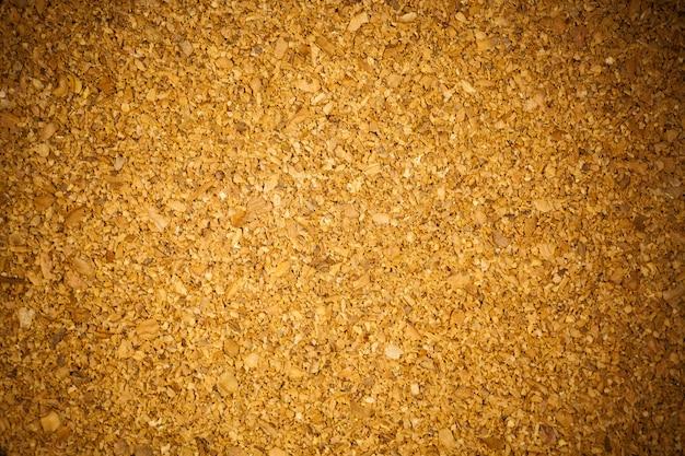 Tekstura tło deska brązowy korek.