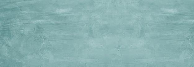 Tekstura tło niebieskie ściany betonowe z miejsca na kopię.