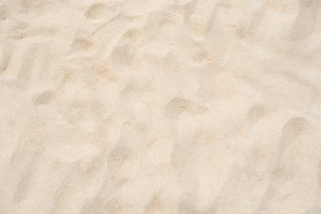 Tekstura tło piasek na plaży