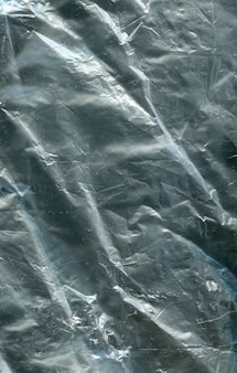 Tekstura tło z ciemnego polietylenu