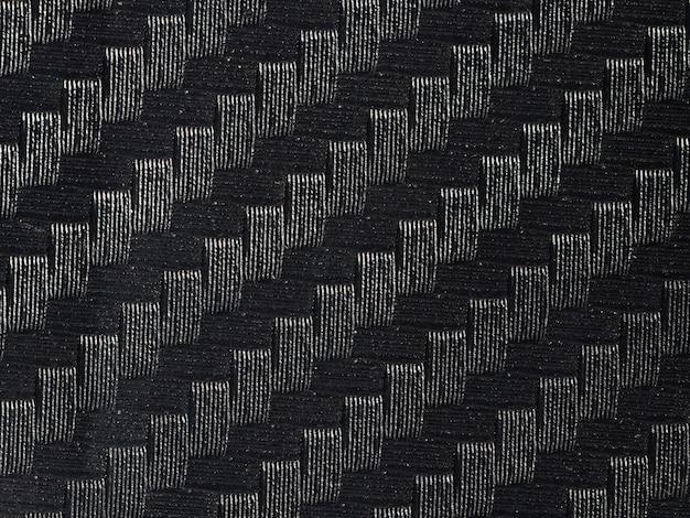 Tekstura z włókna węglowego. makro z bliska.