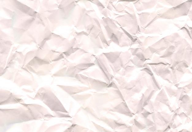 Tekstura zgniotu papieru