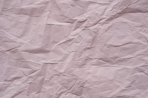 Tekstura zmięty papier