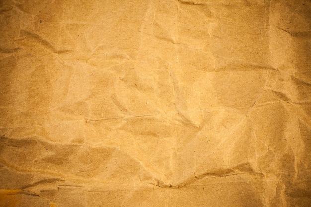 Tekstura zmięty papier.