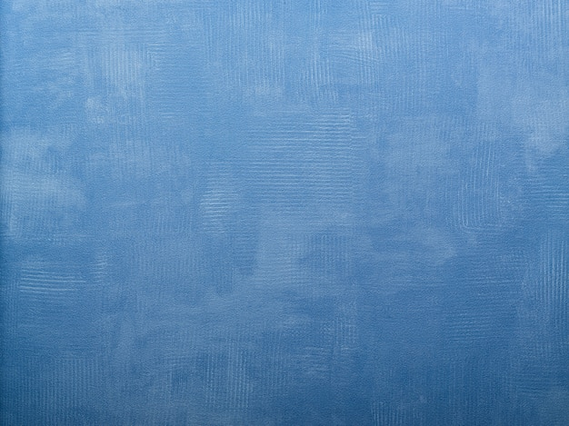 Teksturowana niebieska tapeta na tle