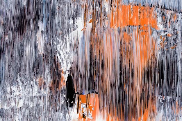 Teksturowana tapeta w tle, abstrakcyjny obraz akrylowy