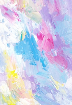 Teksturowane pastelowe kolorowe tło